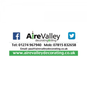 Aire Valley Decorating - leeds business directory
